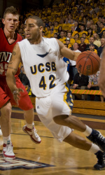 UCSB's Powell Named Big West co-Player of the Week