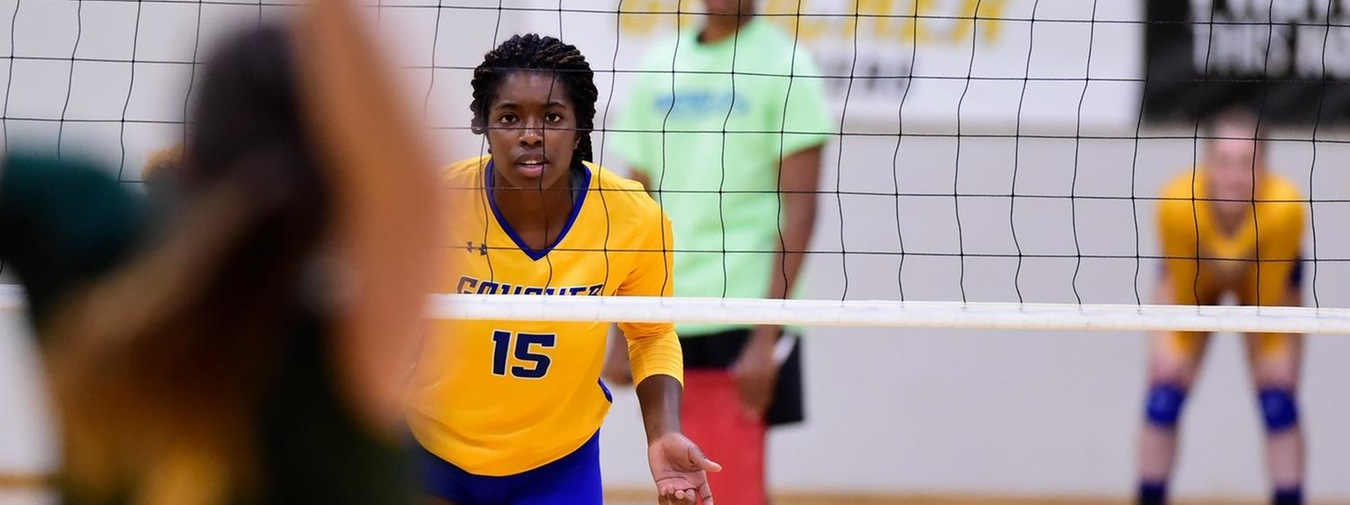 Brown Comes Up Big In Fifth To Propel Goucher Volleyball To Five-Set Thrilling Victory Against Washington