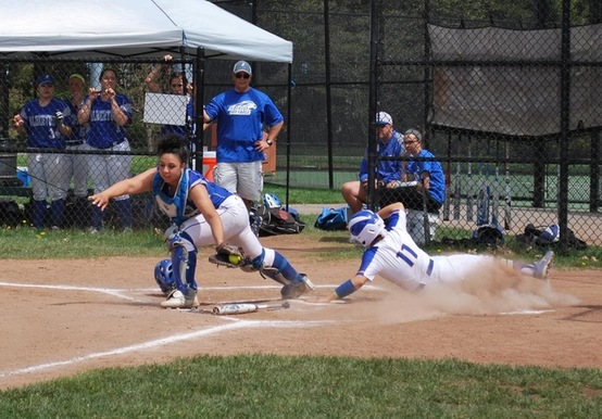 SOFTBALL TOPS ALBERTUS MAGNUS & SIMMONS TO ADVANCE TO CHAMPIONSHIP SUNDAY