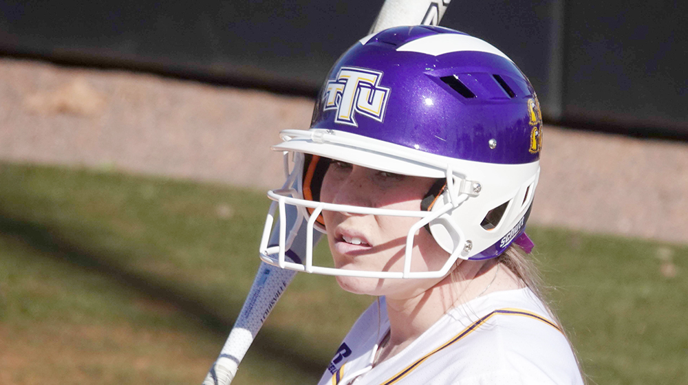 Tech softball playing three at Presbyterian College this weekend