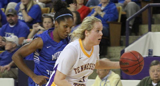 Rivalry adds another classic as Tech trimmed in overtime by Middle Tennessee