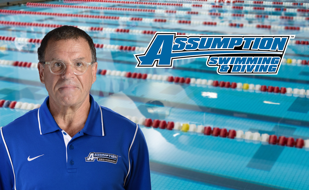 Ludemann Named Head Swimming and Diving Coach