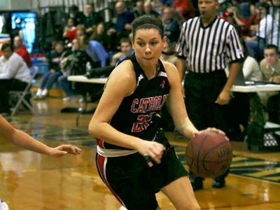 2012-13 CUA Women's Basketball Season Preview