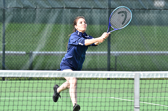 Women's Tennis Falls to Penn State Altoona