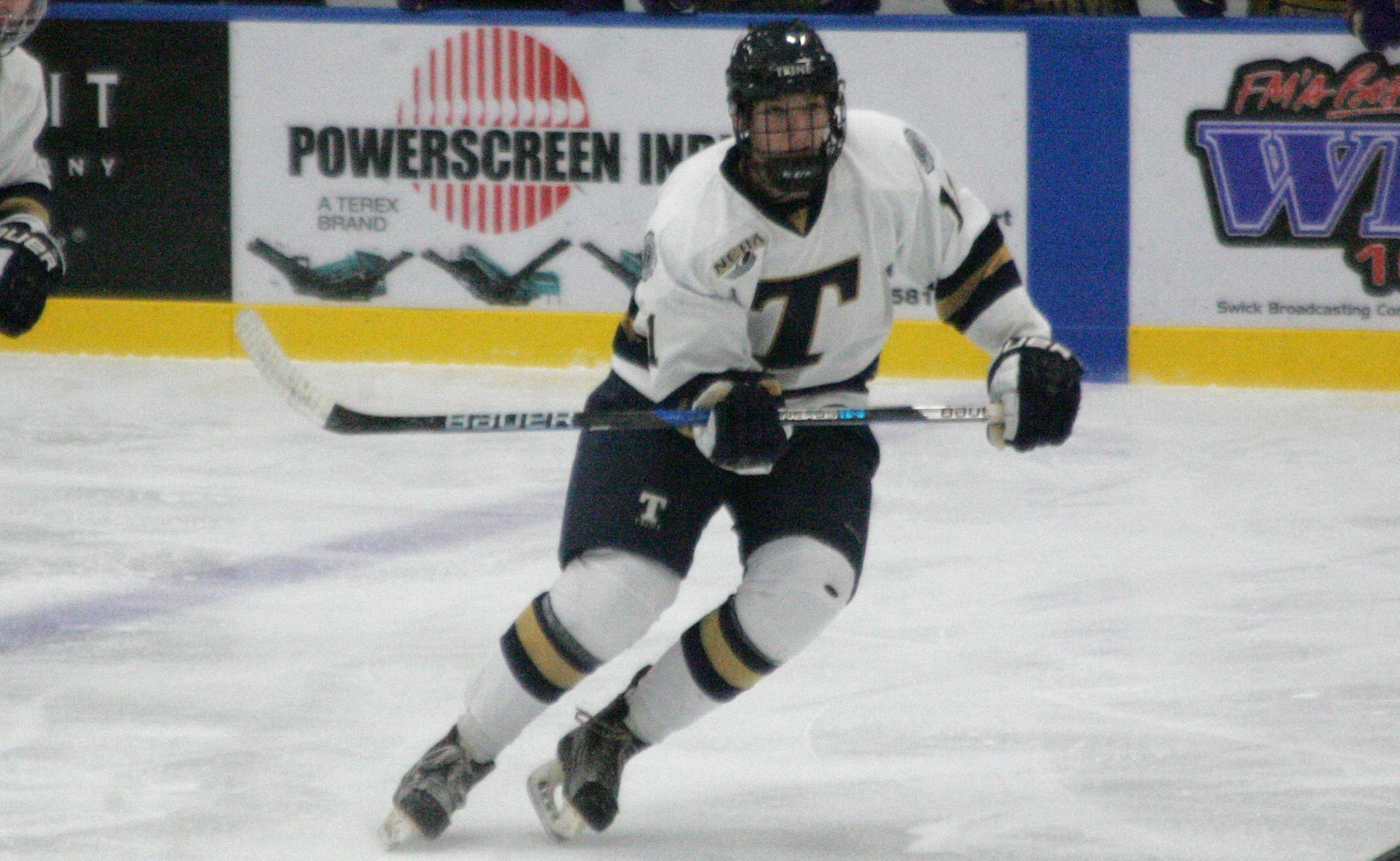 Trine Offense Rolls Early in 5-2 Victory over King's