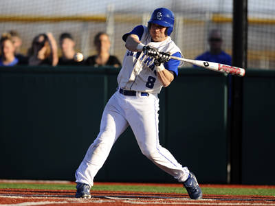Baseball Scores Four Ninth Inning Runs to Top Rhode Island 7-5