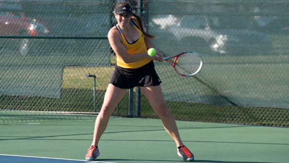 WOMEN'S TENNIS OPENS FALL SEASON AT CAL NIKE INVITATIONAL