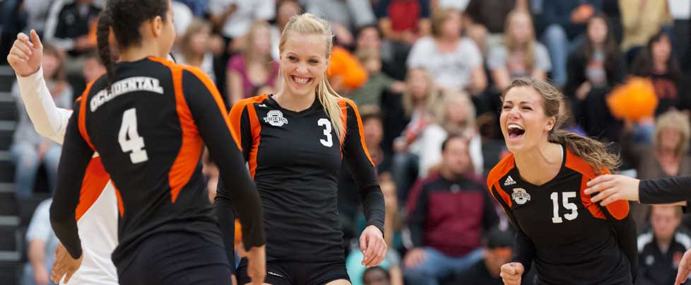 SEASON PREVIEW: OXY WOMEN'S VOLLEYBALL PRESEASON NO. 23 AGAIN