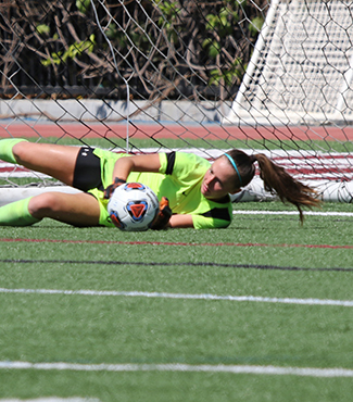 Kelsey Bland, Chapman, Women's Soccer Defensive Athlete of the Week
