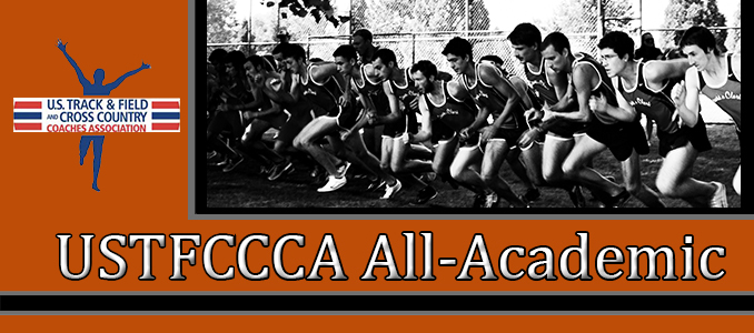 Cross Country Earns Team and Individual Academic Honors from USTFCCCA