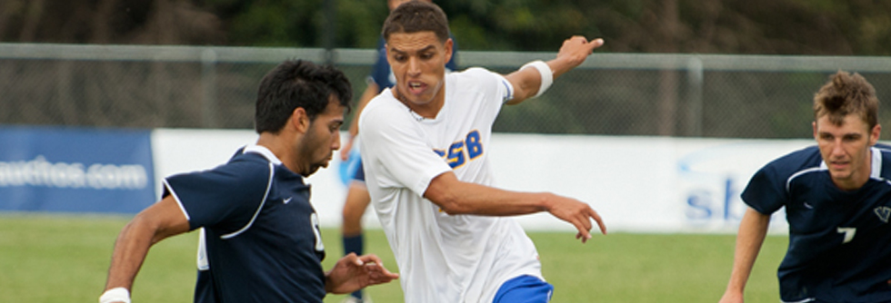 UCSB Unable to Overcome UC Riverside