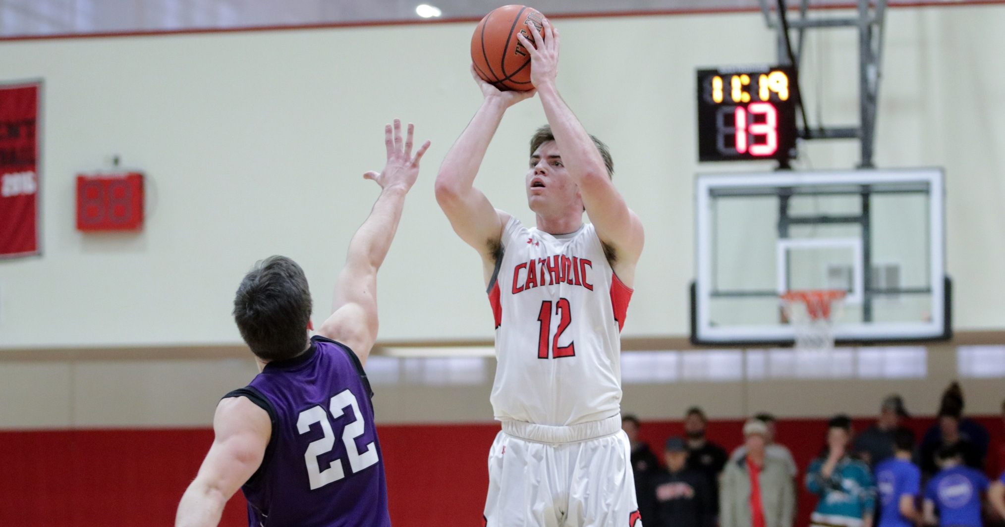 Cardinals Come Up Short in 80-69 Home Loss to Stevens