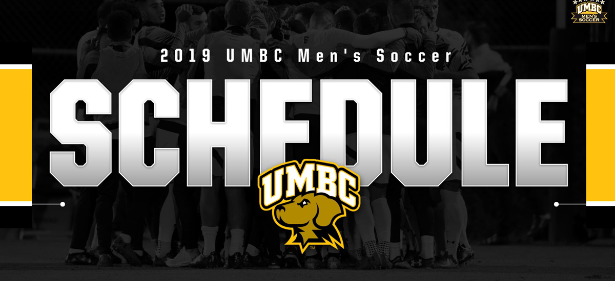 UMBC Men's Soccer Announces 2019 Schedule