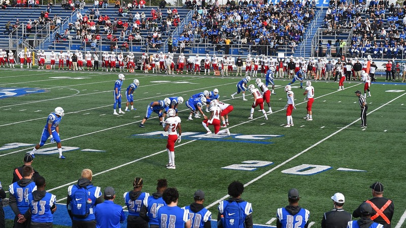 Football Has NEC Title Hopes as Blue Devils Host Duquesne on Saturday