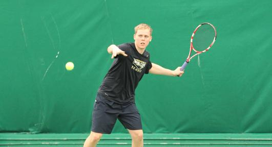 Ljungdahl, Bishops Sweep Pair of League Matches