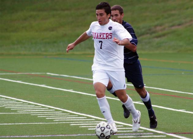 Freddy Gomez Repeats as All-Region Selection