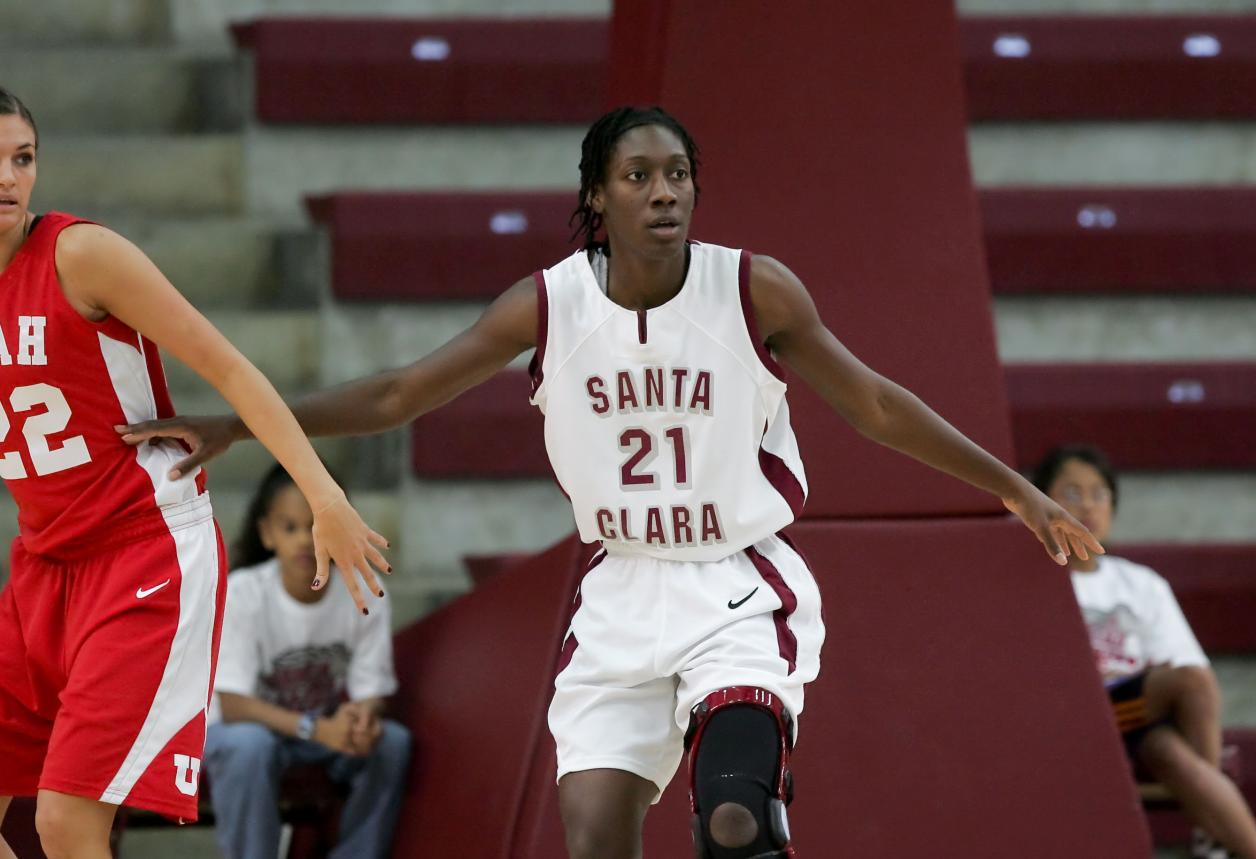 Video Feature on Santa Clara's Lena Gipson