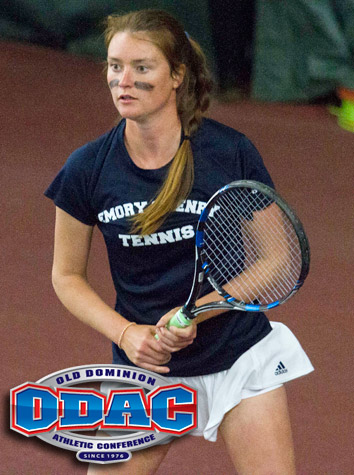 Emory & Henry Women's Tennis Sees Three Earn All-ODAC Accolades