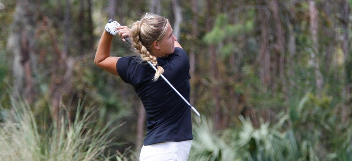 Women's Golf Opens Season With Fifth Place Showing