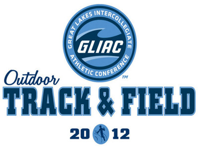 Track & Field Taking Part In GLIAC Meet