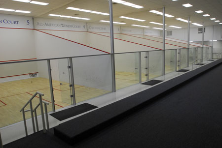 Squash Video System Gains Industry Notice