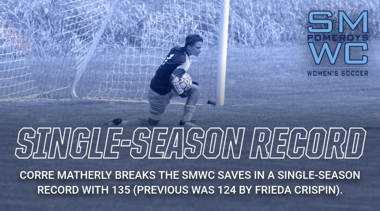 Pomeroys Fall 2-0 in Final Game of the Season; Corre Matherly Breaks Single-Season Record for Most Saves