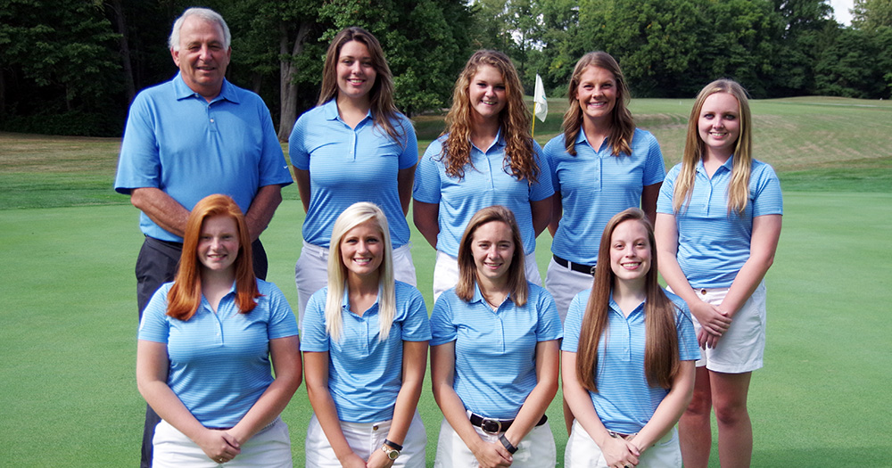Pomeroys Finish 7th at OCU Invite