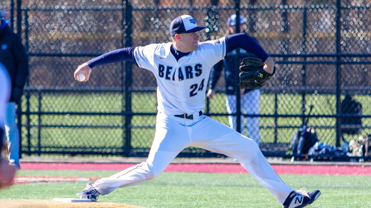 Mount Saint Vincent Takes Two From Baseball in Skyline Doubleheader