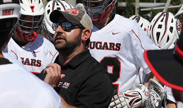 Already the head coach with the most wins in program history, Jeff Cohen has been named league coach of the year three times in his first eight seasons (Kevin Anderson photo).