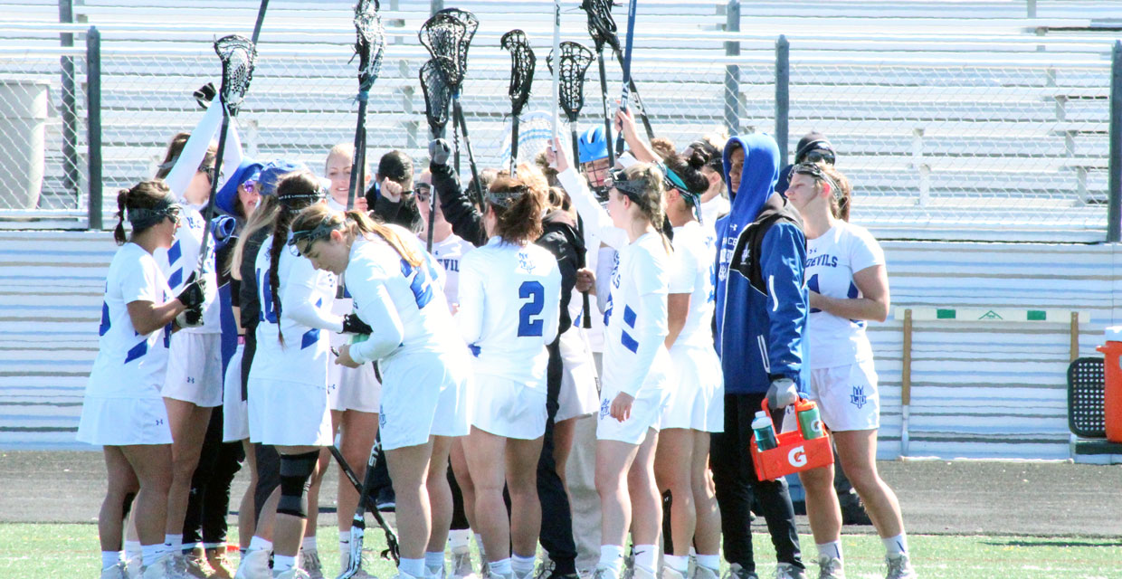 WEEKLY PREVIEW: WLAX Faces Lourdes on Wednesday, Travel to Play New Program Rochester Saturday