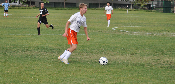 Early Deficit Too Much to Overcome for Caltech
