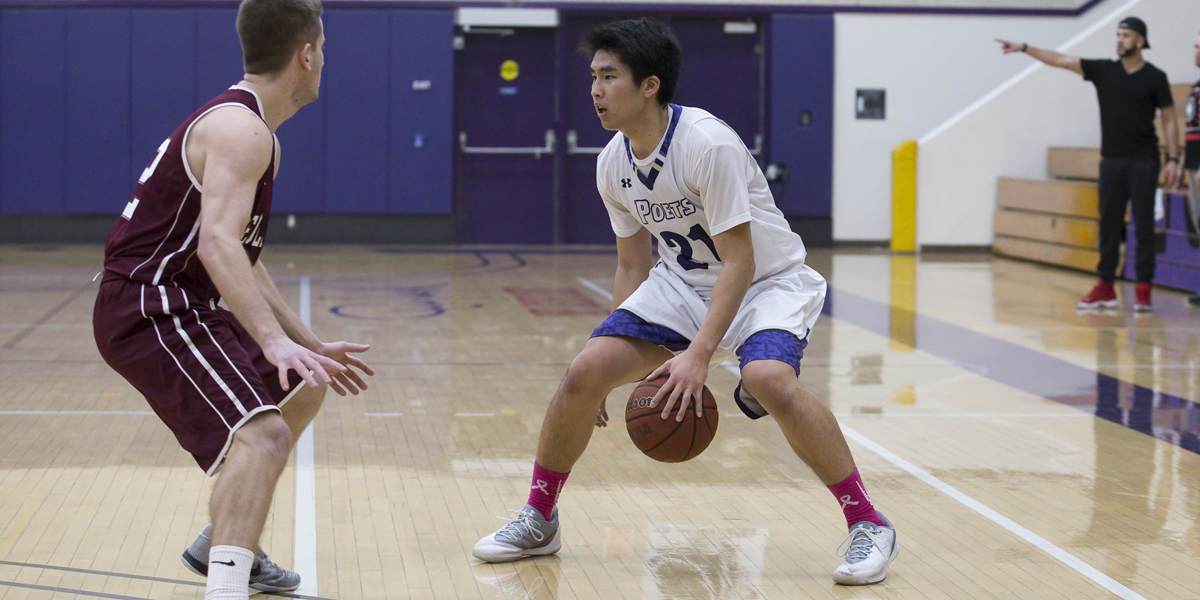 Louis Kurihara sinks Tigers with game-winning 'and one'