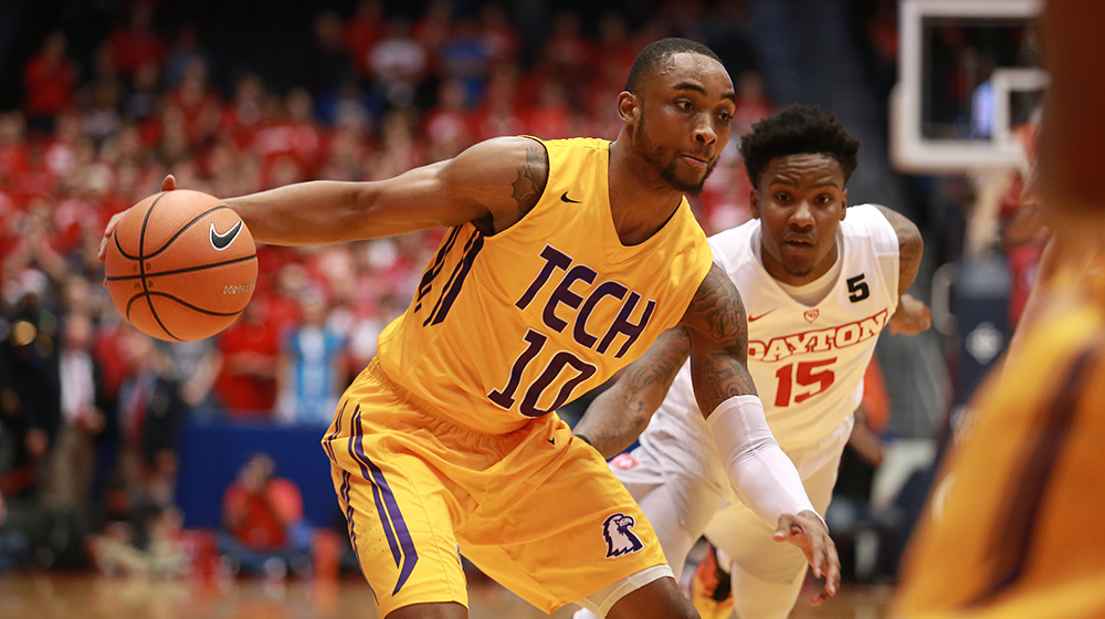 Comeback bid falls short as Dayton downs Golden Eagles, 79-66