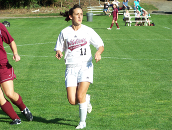 Bay Path Falls to Trinity in Women's Soccer