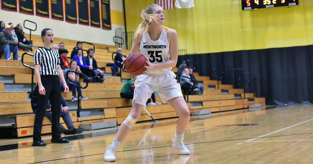 Western New England Outmatches Women's Basketball