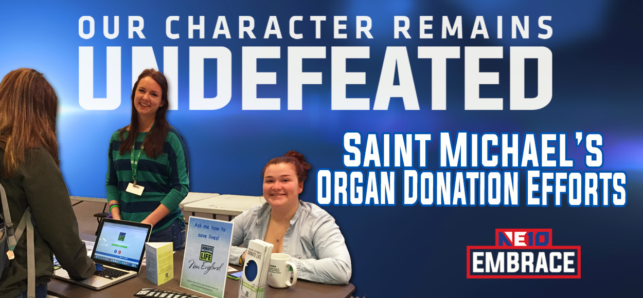 Embrace the Impact: The Saint Michael's Community Comes Together