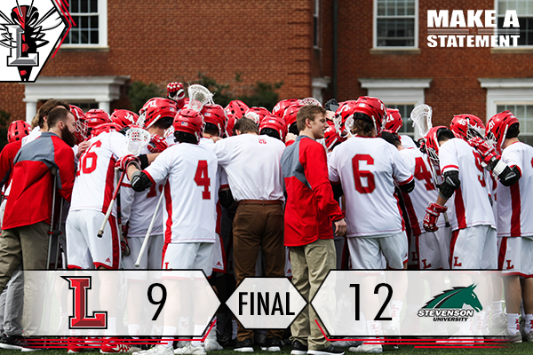 #16 Lynchburg Falls to #7 Stevenson, 12-9