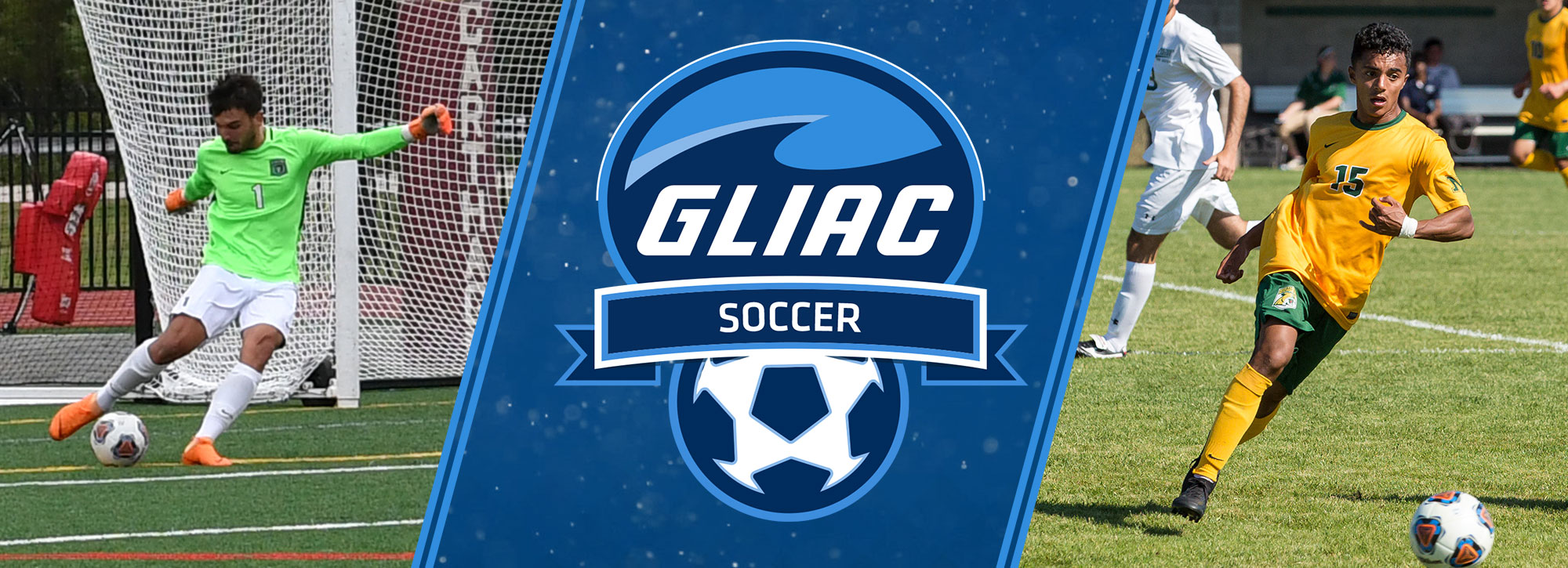 Northern Michigan's Olpin, Parkside's Gonzalez Land GLIAC Men's Soccer Weekly Honors