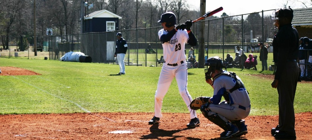 Cobras Host Pioneers for Navy and Gold Senior Day, Final Home Conference Series