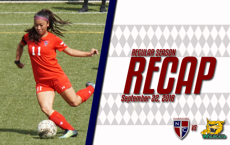 Women's Soccer Suffers Road Loss to Wilmington