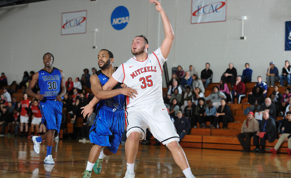 MBB Clinches Postseason Berth with Win Over Newbury