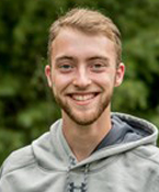 Evan Page, Gordon, Men's Cross Country, Rookie of the Week