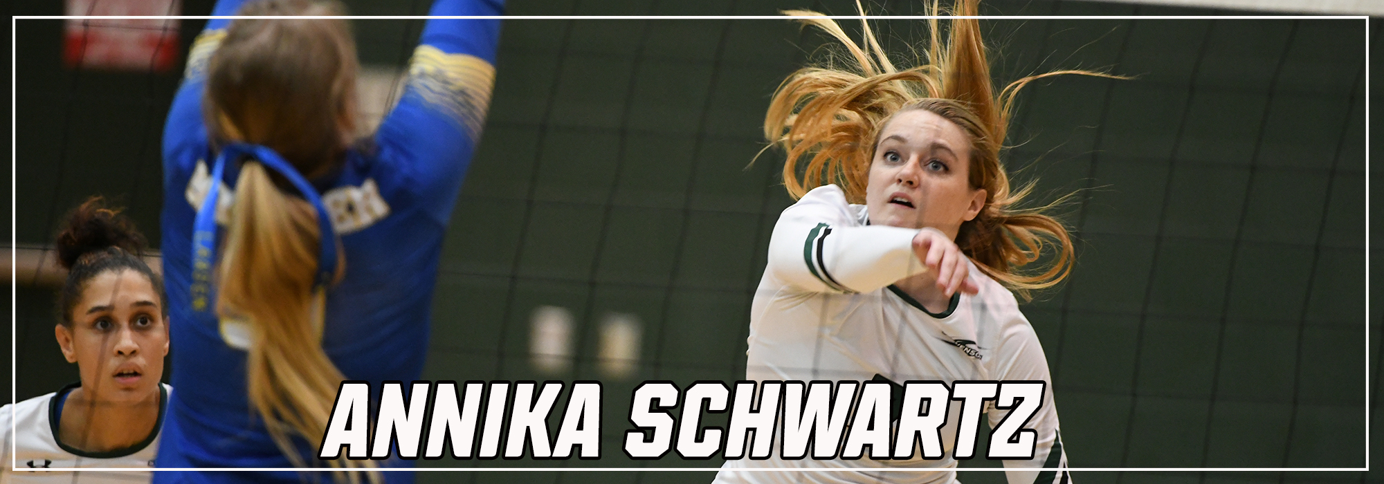 Annika Schwartz Named ECAC South Offensive Player of the Week