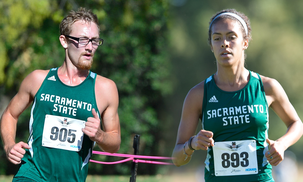 MEN'S AND WOMEN'S CROSS COUNTRY CLOSES SEASON AT NCAA WEST REGIONAL