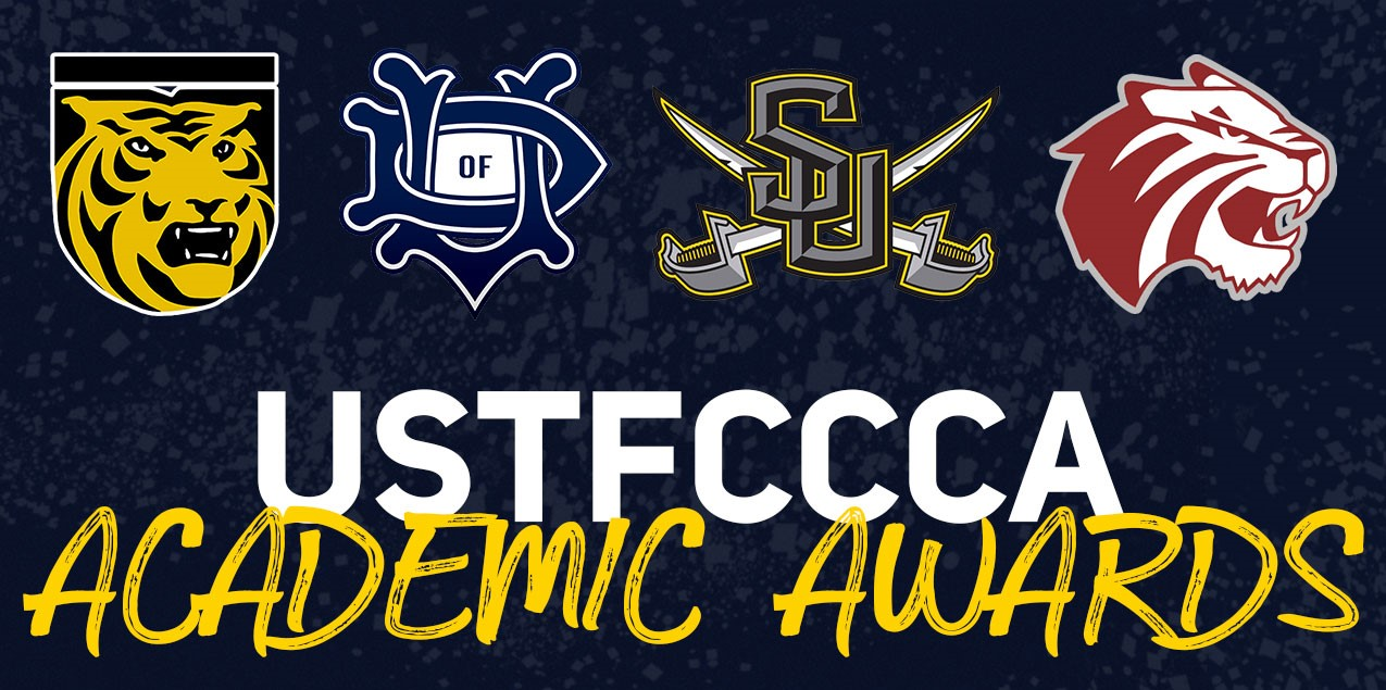 Eight Teams, Seven Student-Athletes Earn USTFCCCA Academic Awards