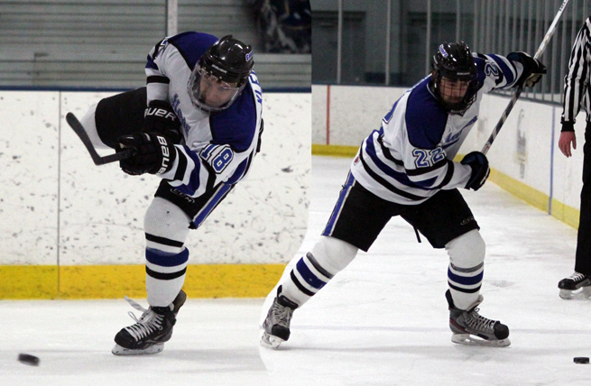Klein, Kriz Earn All-MCHA Accolades
