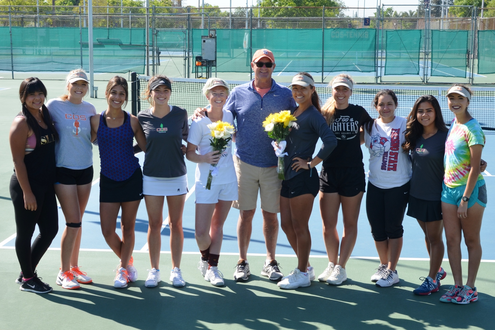 Lady Giants win big on Sophomore Day