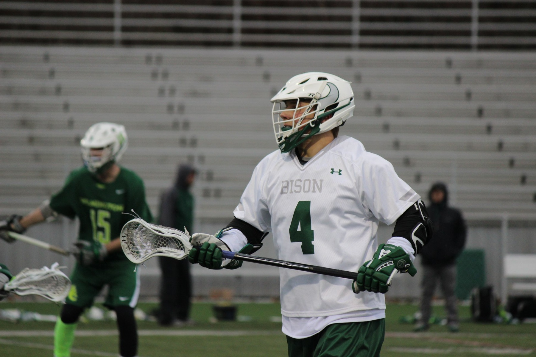 Men's Lacrosse Defeated on the Road to Marietta