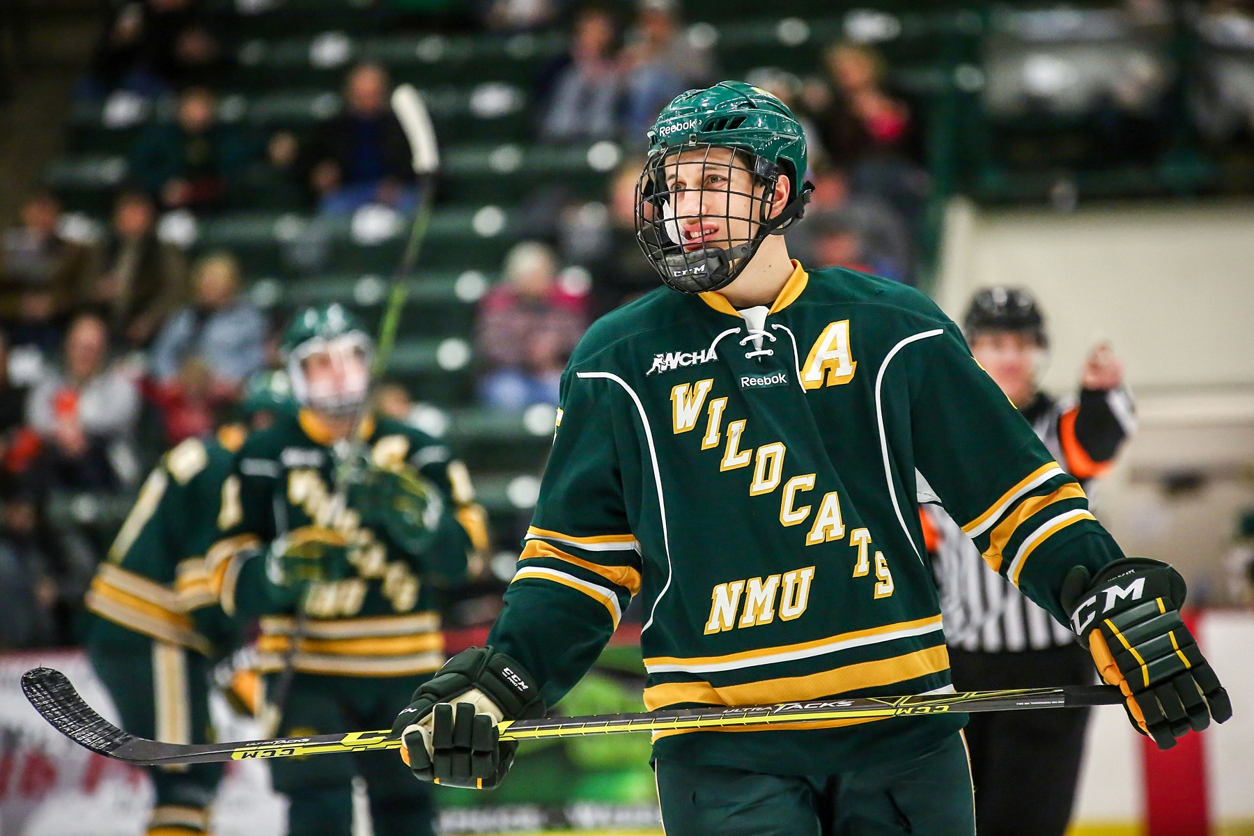 Wildcat Hockey Forces Game Three With 4-2 Win at Bemidji State