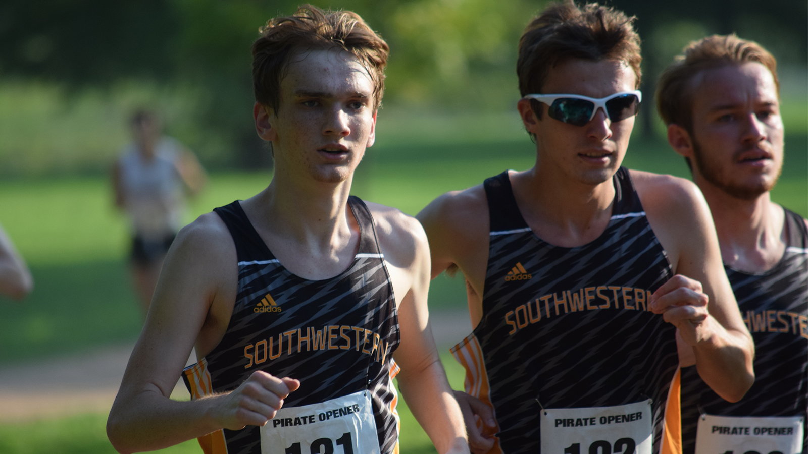 Pirate Men Place Fourth at ETBU Invitational